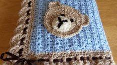 Tığ İşi Bebek Battaniyeleri Anlatımlı