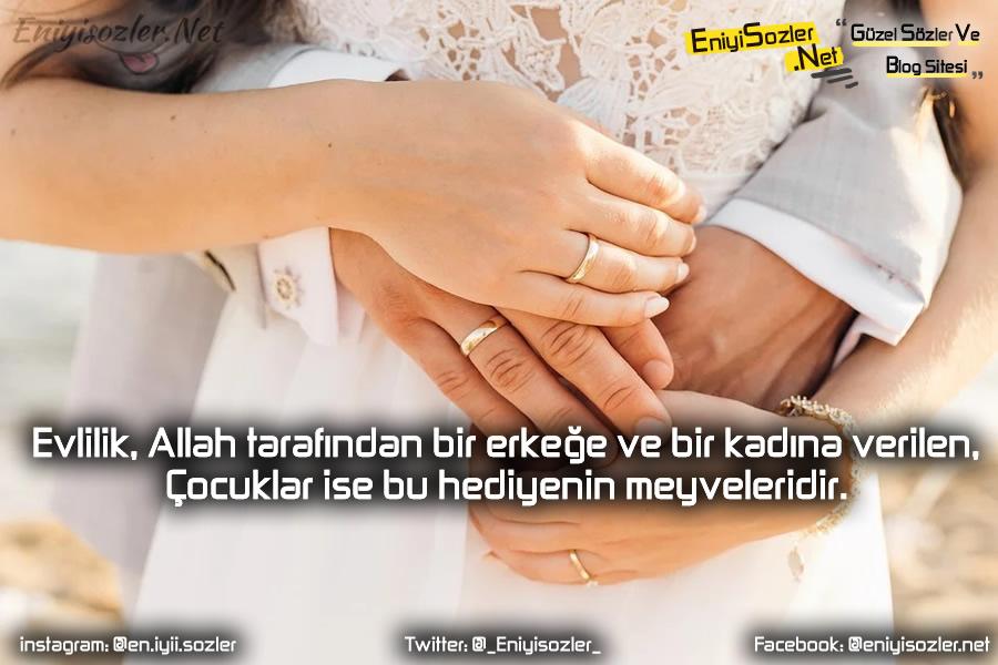 Dini Evlilik Sözleri
