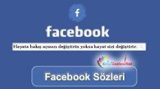 Facebook Sözleri