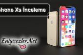 İphone Xs İnceleme