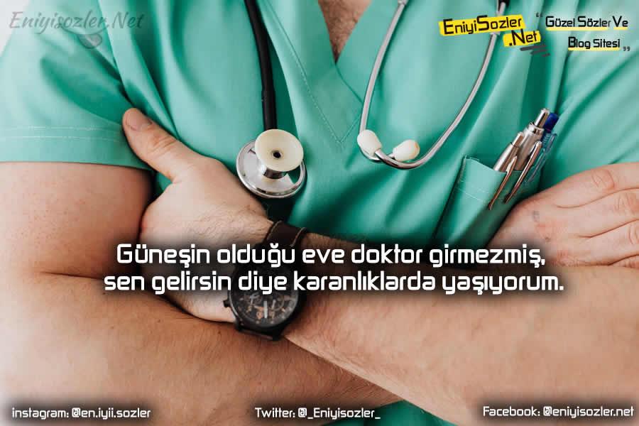 Doktora Övgü Sözleri