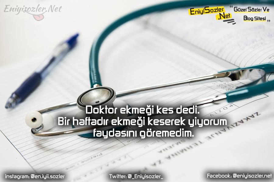 Doktor ile ilgili Sözler